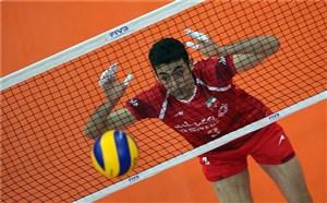 رالی تماشایی بازیکنان ایران در مقابل صربستان