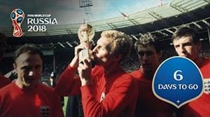 6 روز مانده تا جام جهانی 2018 روسیه