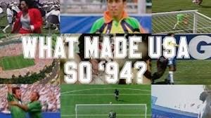 جام جهانی 1994 آمریکا متفاوت از هر لحاظ!