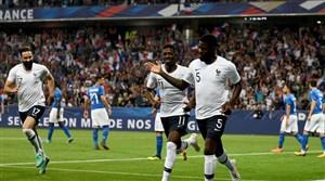 واکنش مدافع فرانسه به تقدیم پنالتی به استرالیا