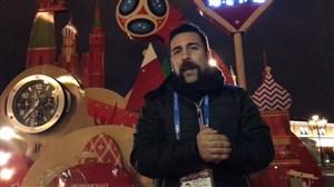 گزارش اختصاصی از حال و هوای مسکو ٥ روز تا جام جهانی ٢٠١٨