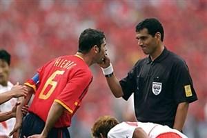 اسپانیا-کرهجنوبی؛ یکچهارم نهایی جامجهانی 2002