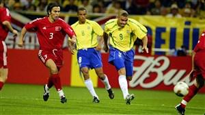 برزیل-ترکیه؛ نیمهنهایی جامجهانی 2002