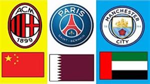 تیمهای باشگاهی که صاحبان غیر بومی دارند