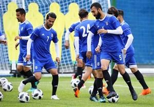 جانشین چشمی در ترکیب تیم ملی کیست؟