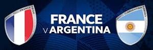 خلاصه والیبال فرانسه 3 - آرژانتین 1