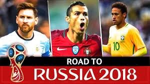 تمامی گلهای کریستیانو رونالدو ، مسی و نیمار در جام جهانی
