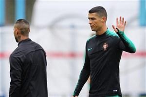 رونالدو: رقابت توپ طلا فقط بین من و لئو مسی نیست