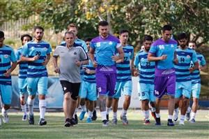 غایبان پرشمار علیه آمادهسازی تیم شهریار