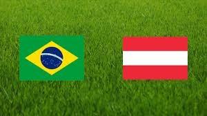 خلاصه بازی اتریش 0 - برزیل 3