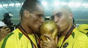 برزیل-آلمان؛ فینال جام جهانی 2002