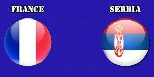 خلاصه والیبال فرانسه ۳ - صربستان ۰