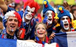 آشنایی بیشتر با کشور و تیمملی فوتبال فرانسه