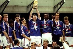 تیمملی فوتبال فرانسه در جامجهانی های گذشته