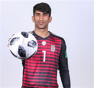 امید اول دروازه تیم ملی در جام جهانی ، علیرضا بیرانوند
