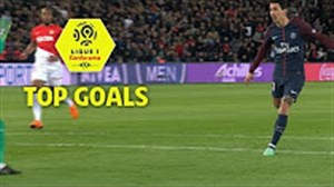 5 گل چیپ برتر فصل 18-2017 لوشامپیونه فرانسه