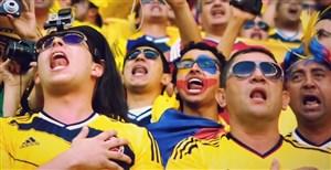 بی نظیر و دوست داشتنی مثل جام جهانی