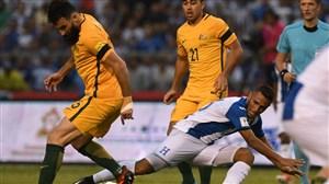 گلهای تیم ملی استرالیا در مقدماتی جام جهانی روسیه