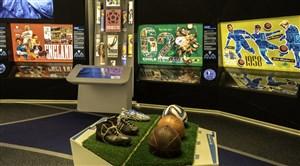 بازدید از موزه فیفا در روسیه به مناسبت جام جهانی