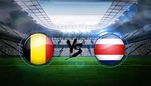 خلاصه بازی بلژیک 4 - کاستاریکا 1 (دوستانه)