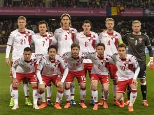 آشنایی با تیمهای حاضر در جام جهانی؛ دانمارک