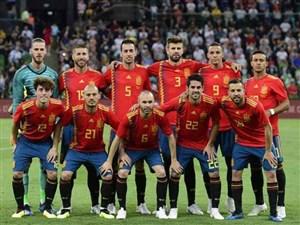 آشنایی با تیمهای حاضر در جام جهانی؛ اسپانیا