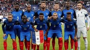 آشنایی با تیمهای حاضر در جام جهانی؛ فرانسه