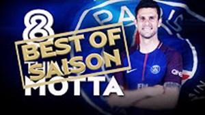 تیاگو موتا ; مرور عملکرد و بهترین لحظات در فصل 18-2017