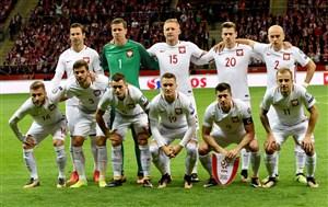 مسیر صعود تیم لهستان به جام جهانی روسیه
