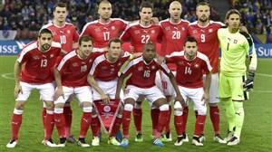 آشنایی با تیمهای حاضر در جام جهانی؛ سوئیس