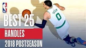 برترین کراس اوور و هندل های NBA در بازیهای پلی آف