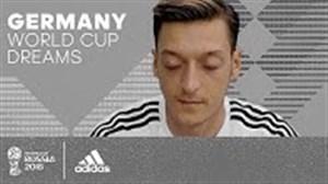 کلیپ آدیداس برای آلمان قهرمان جام جهانی 2014