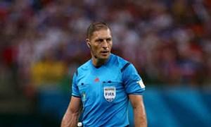 داور بازی افتتاحیه جام جهانی مشخص شد