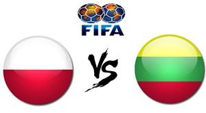 خلاصه بازی لهستان ۴ - لیتوانی ۰