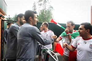 هواداران ایرانی بیشتر میخواهند