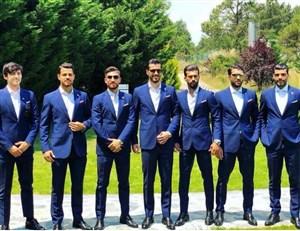 ایران ؛ خوشتیپ ترین تیم جام جهانی است!