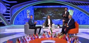 پشت صحنه ویژه برنامه های جام جهانی صدا و سیما