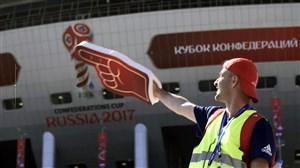 آمادگی کامل فیفا برای برگزاری جامجهانی 2018