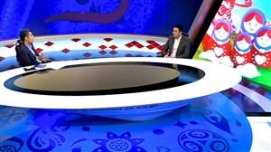 انتخاب بهترین تیم ملی ایران و بهترین گل توسط نکونام