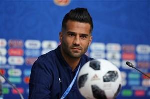 صحبتهای کیروش و شجاعی، قبل از بازی ایران و مراکش