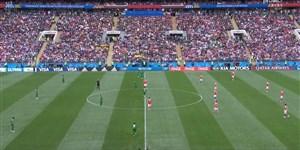 سوت آغاز جام جهانی 2018 روسیه