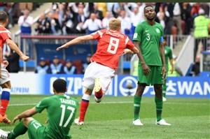 پروژه شکست خورده عربستان برای جام جهانی