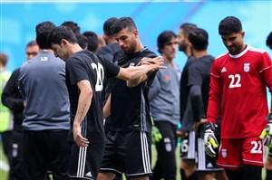 پیشبینی تلگراف برای بازی ایران