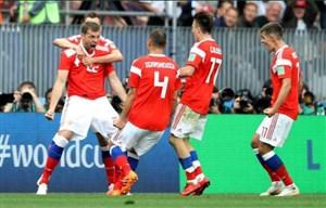 جادوی فوتبال؛مسکو ناگهان زنده شد !