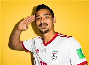 فوتوشوتهای فیفا از تیم ملی ایران خوشتیپهای خاورمیانه به سوی موفقیت (عکس)