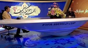 آنالیز تیم ملی مراکش از زبان حمیدرضا صدر