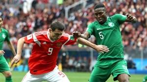 آنالیز دیدار افتتاحیه جام جهانی ، روسیه - عربستان