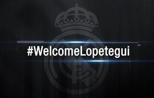خوشآمد گویی باشگاه رئال مادرید به خولن لوپتگی