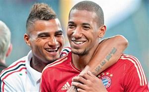 برادر هایی با سابقه حضور در جام جهانی