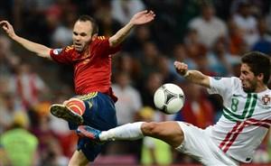 ترکیب احتمالی اسپانیا و پرتغال